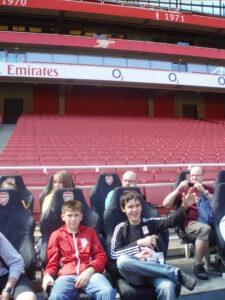 Стадион Emirates в Лондоне