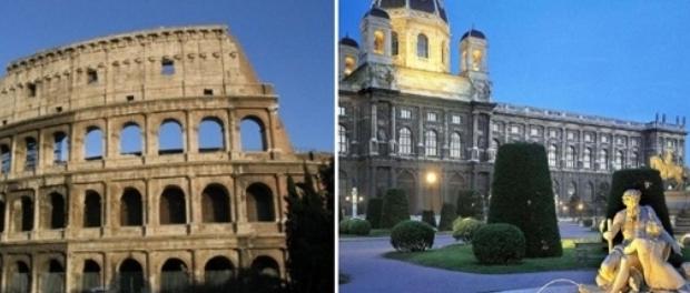 Каталог экскурсионных зарубежных туров