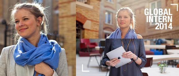Оплачиваемая стажировка в трех странах мира: GLOBAL INTERN 2014