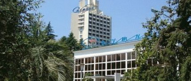«ALEAN FAMILY RESORT & SPA SPUTNIK / Спутник» отель — Сочи
