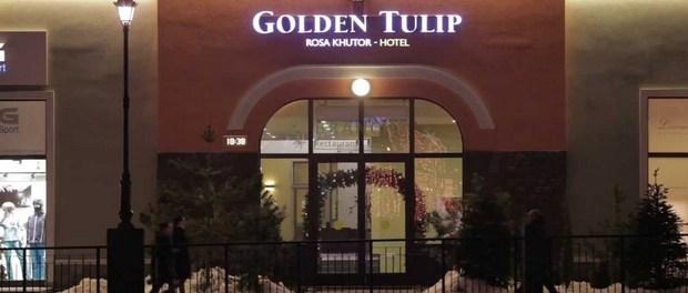 Golden Tulip Rosa Khutor