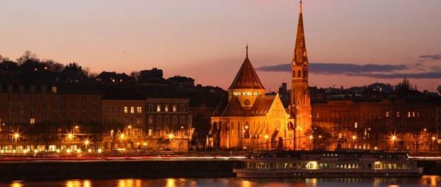 Будапешт выгодно. Тур с вылетом из Москвы