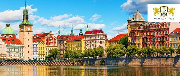 Все летние программы в Праге
