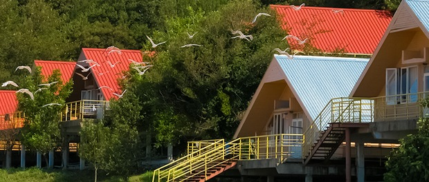 ВДЦ «Орленок». Детский лагерь «Комсомольский»