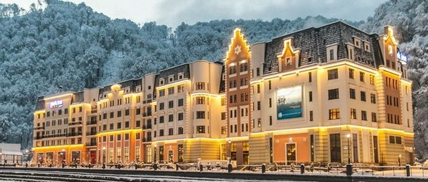 PARK INN by Radisson 4* Rosa Khutor