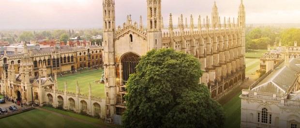 Кембридж от 16 лет