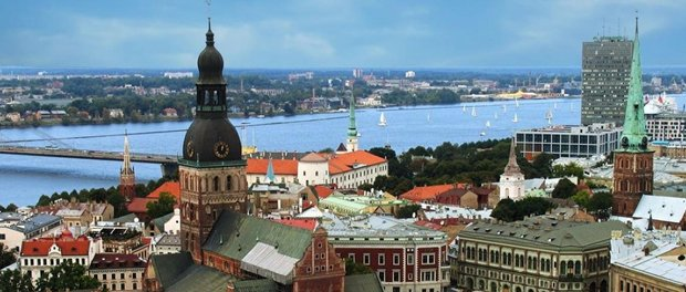 Новый Год в Латвии: на родине новогодней ёлки