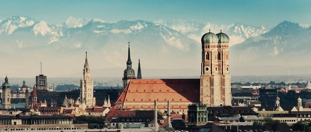 Мюнхен от 16 лет