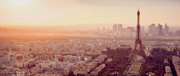 Париж от 16 лет