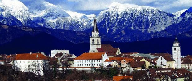 Новый Год в Словении: дух Средневековья