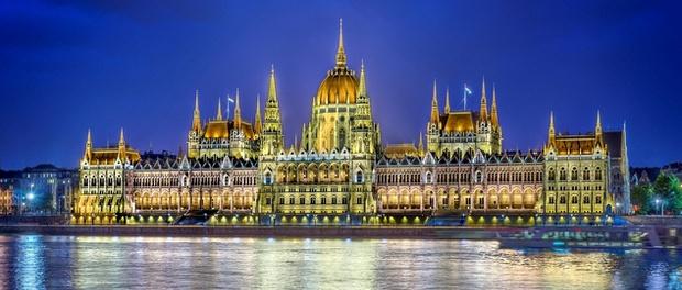 Новый год в Венгрии принесет удачу