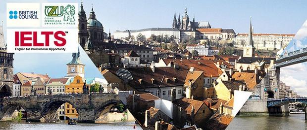 Летний курс подготовки и сдачи экзамена IELTS в Праге