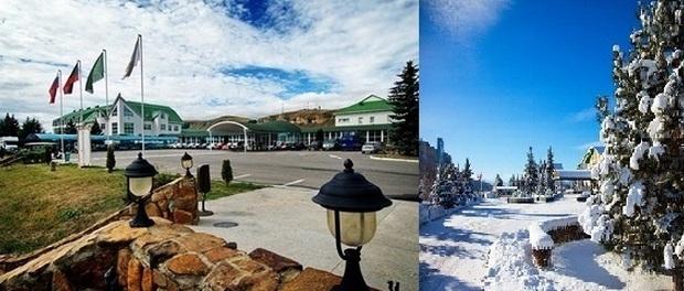 Адиюх Пэлас, Гостинично-оздоровительный комплекс