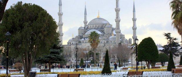 Тур «Новогодний Стамбул»
