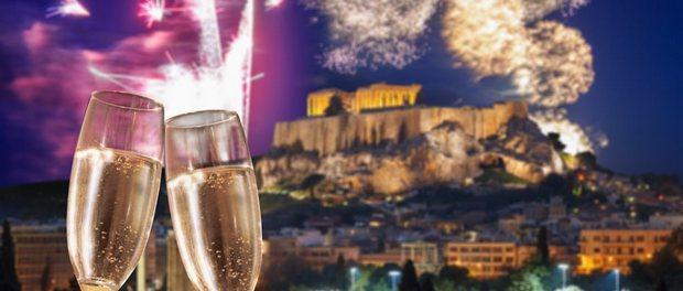 Тур «Новый год в Афинах»