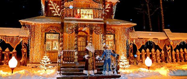 Новый год у Белорусского Деда Мороза