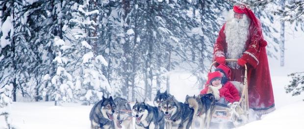 Тур «Новый год в Карелии»