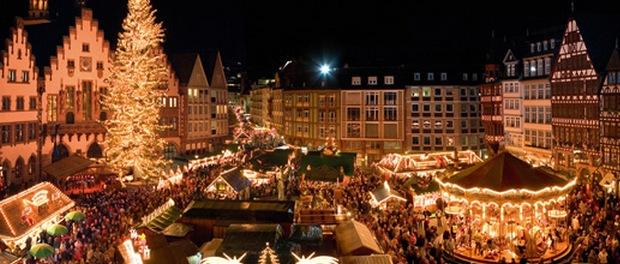 Тур «Волшебное Рождество в Европе»