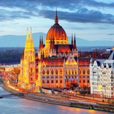 4 Европейские столицы в одном туре