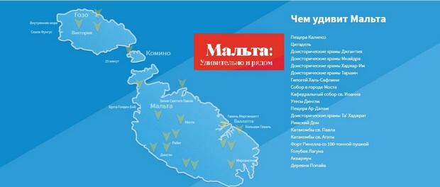 Мальтийские острова