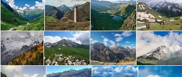 Северный Кавказ, экскурсионные туры