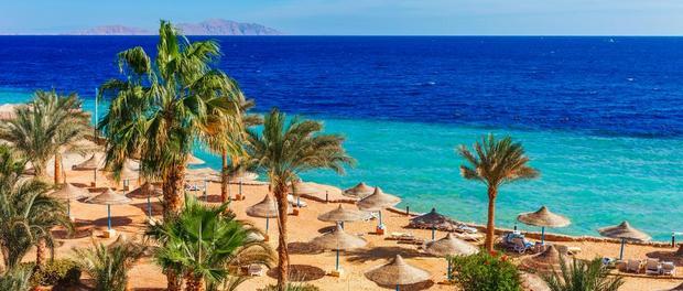 Египет. Хургада, о курорте