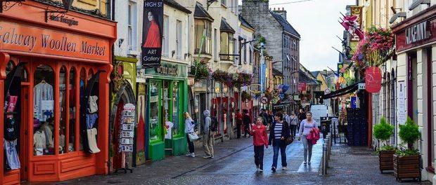 Экзаменационный курс в Дублине