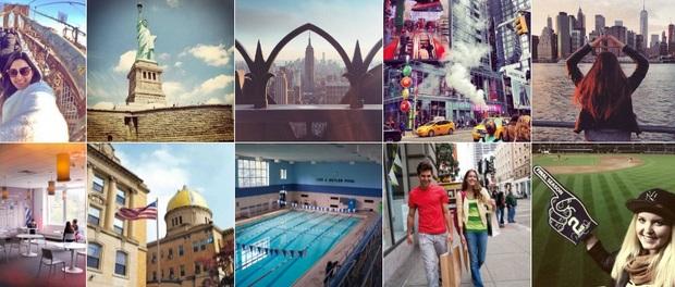 НЬЮ-ЙОРК, от 13 до 16 лет