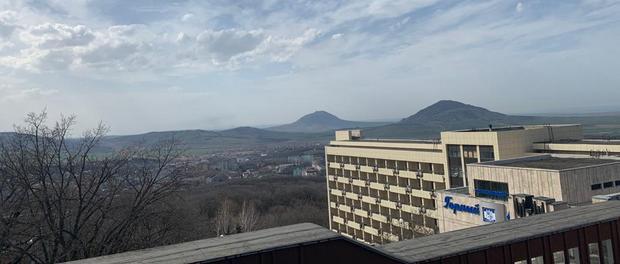 Санаторий «Горный воздух», КМВ, Железноводск