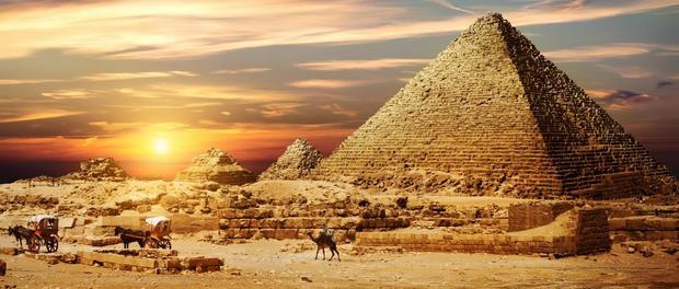 Египет из аэропорта Минеральные воды